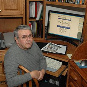 Steve Desk a