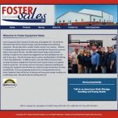 Foster Equipment Sales